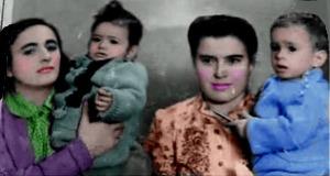 Zoe in bratele Elenei Valentin in bratele Ilonei