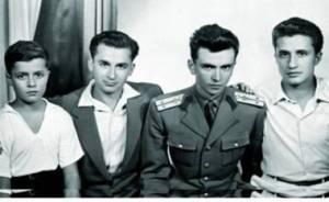 Mihai, Ion Iliescu, Crisan, Eugen