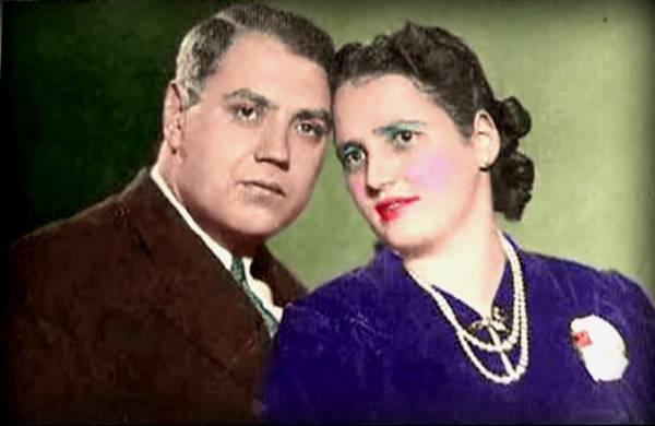 Andruta si Lixandra Alexandra Ceausescu