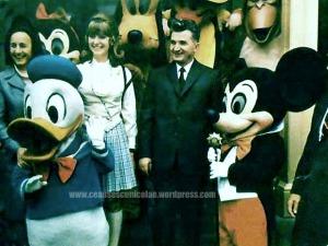 Ceausestii la Disneyland